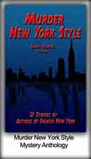 "Book cover of ""Murder New York Style"""