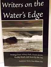 "Book cover of ""Writers on the Water's Edge"""